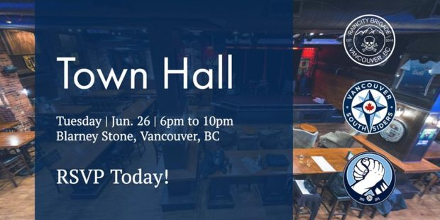Supporters have chance to quiz Whitecaps owner Jeff Mallett, front office, and Carl Robinson at town hall meeting on Tuesday