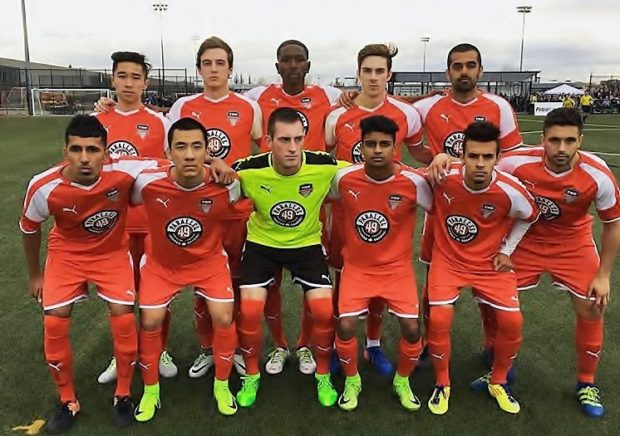 """Gutted"": Aerial bombardment finally wears down TSS Rovers in late collapse to Calgary Foothills in team's first ever PDL match"