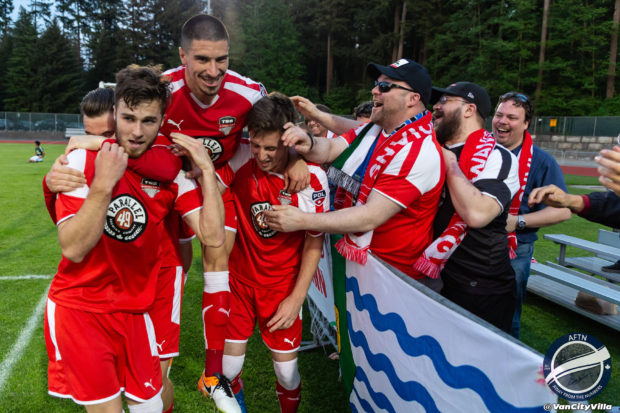 """""""Resilient"""" TSS Rovers show mental fortitude to battle back and beat Portland Timbers U23s (with postgame video)"""