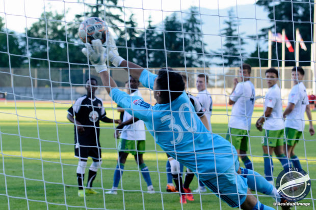 TSS Rovers v Seattle Sounders U23 – The End Of Season Story In Pictures