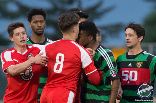 "TSS Rovers ready for battle in top of the table ""war"" with Calgary Foothills tonight"