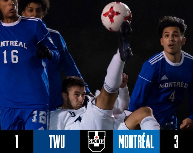 Trinity Western to go for Bronze medal after U Sports semi-final extra time heartbreak while Montreal set up Championship rematch with Cape Breton