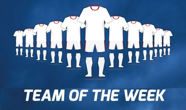 Timewasting: MLS Team Of The Week #5 – Christmas XI