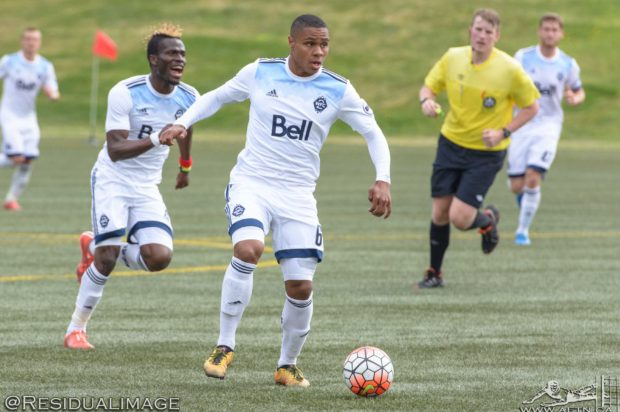 Vancouver Whitecaps' Terran Campbell looking to round off great year with a national championship