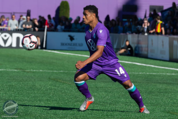 "Terran Campbell lauds ""confidence and belief"" shown from Pacific FC for his CPL Golden Boot leading season"