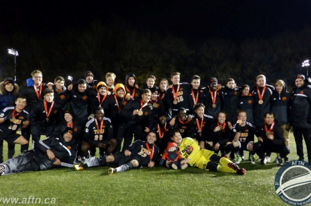 Thompson Rivers looking to put Kamloops on the footballing map as they host 2017 U Sports Men's Soccer Championship