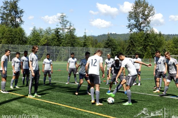 Residency Week 2016: Vancouver Whitecaps U18s looking to extend 29 game unbeaten run with USSDA playoff success