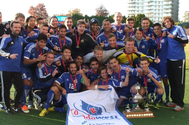 Thunderbirds Week: UBC head to CIS Nationals after winning back to back Canada West Championships