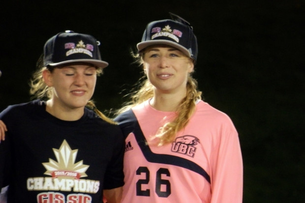 """Thunderbirds Week: CIS Championship culmination of """"six year journey"""" for clean sheet queen Olivia de Goede"""