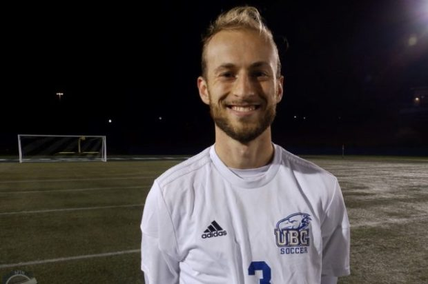 """Jordan Haynes thriving at Thunderbirds after keeping """"football dream"""" alive with UBC homecoming"""