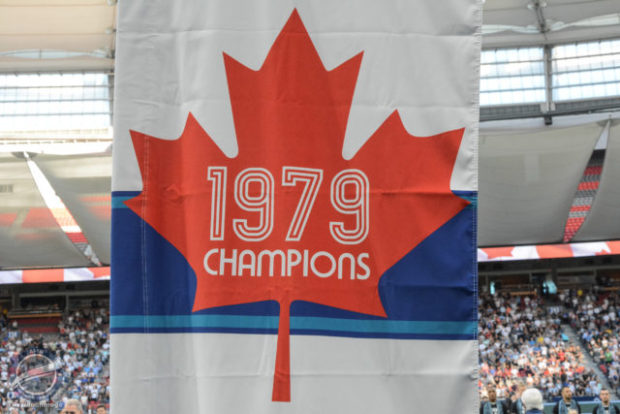 Their Finest Hour: Vancouver Whitecaps 1979 Soccer Bowl winning season (Part Nine – A Canadian derby win, a Kevin Hector hat-trick, and a Hurricane blows through)