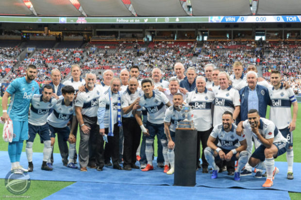 Vancouver Whitecaps v Toronto FC – The Disappointing Derby In Pictures