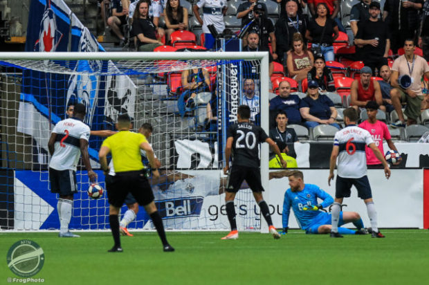 Report and Reaction: Whitecaps hit rock bottom in the West after latest loss to Sporting KC