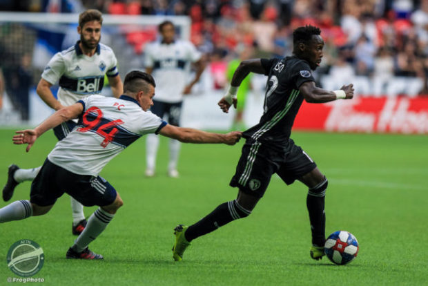 Hanging on by their fingertips: Midfield musings while the Whitecaps slump continues