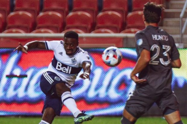 Report and Reaction: Dajome at the double as Vancouver grab last ditch point against Minnesota in Utah farewell