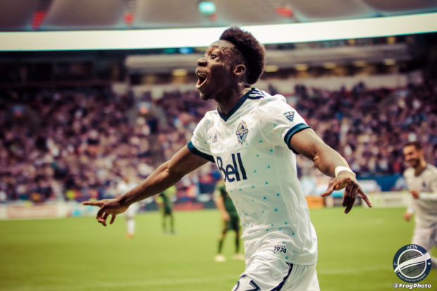 Report and Reaction: Phenom Phonzie says farewell to Whitecaps with flair and a brace in win over Timbers