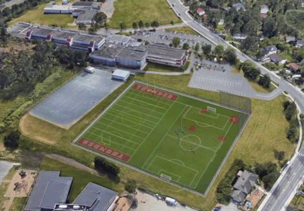 """VISL's transformative community project aims to provide """"home"""" for the league and leave a lasting legacy for soccer on the island"""