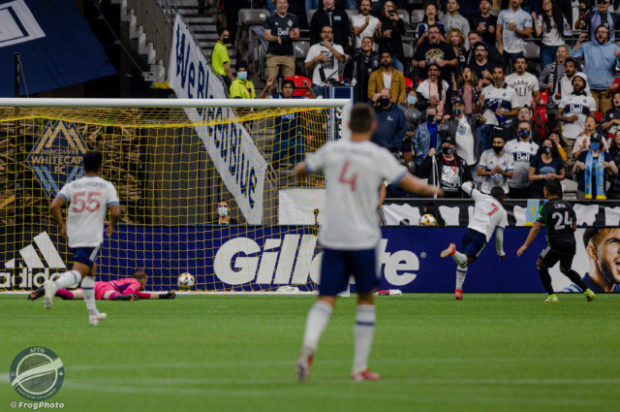 Vancouver Whitecaps v Austin FC – The Story in Pictures