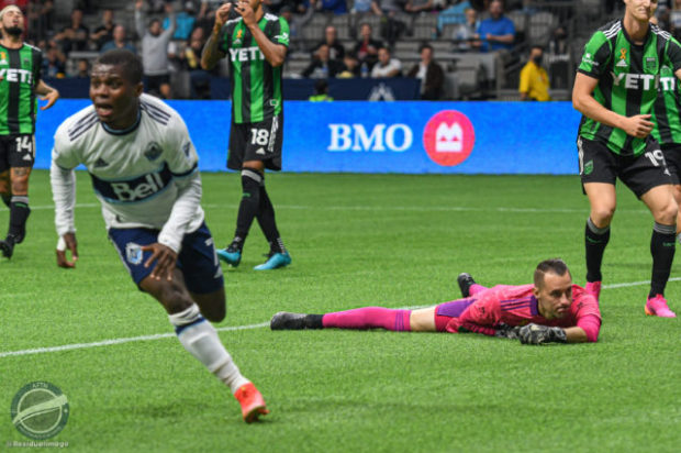 Report and Reaction: Déjà Vu as second half heroics see Whitecaps escape Verde to stay in playoff picture and extend unbeaten league run to 10 games