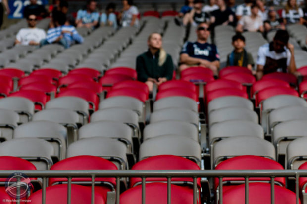 "Whitecaps reveal significant drop in season ticket numbers as CEO Mark Pannes admits club has ""a lot to prove right now"" to supporters"