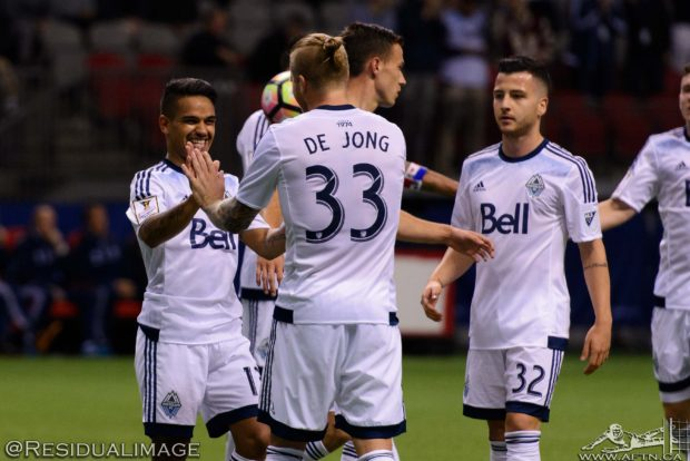 Vancouver Whitecaps v Central FC – The Perfect Dozen Story In Pictures