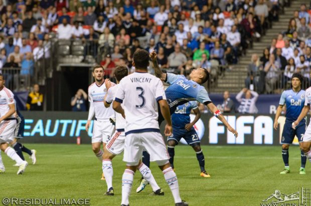 Report and Reaction: Blas Perez opens Whitecaps account and douses Fire hopes of a draw