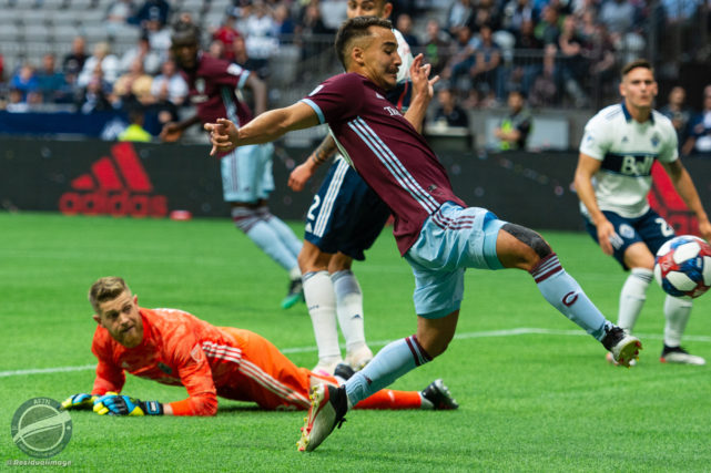 Report and Reaction: 'Caps comeback kills early Rapids fire – AFTN