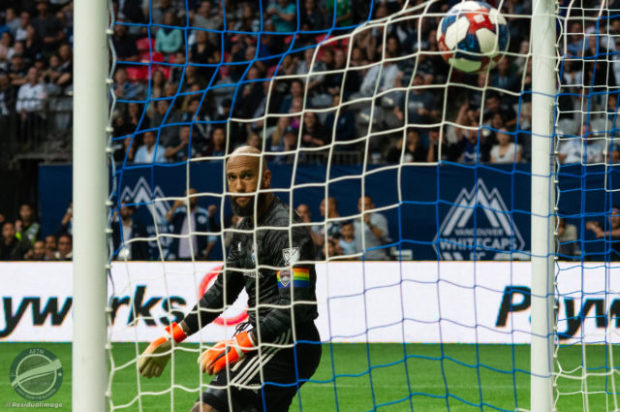 Report and Reaction: 'Caps comeback kills early Rapids fire