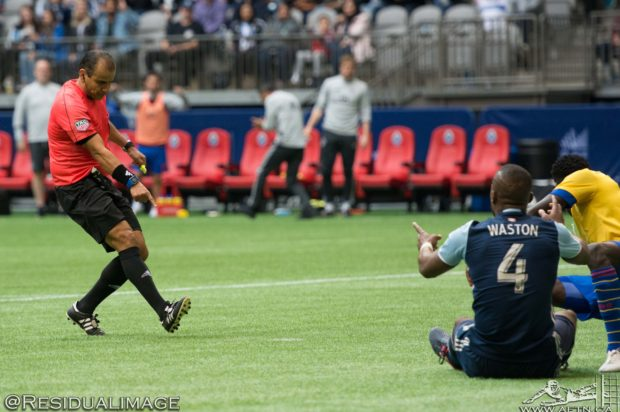 Vancouver Whitecaps v Colorado Rapids – The Too Little, Too Late Story In Pictures