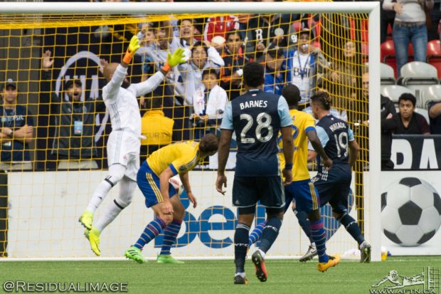"""Report and Reaction: """"Unacceptable"""" Vancouver Whitecaps see playoff hopes all but disappear after draw with Colorado"""