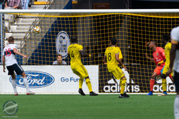 Report and Reaction: Montero's magic all but knocks Columbus out of playoff contention with another late goal