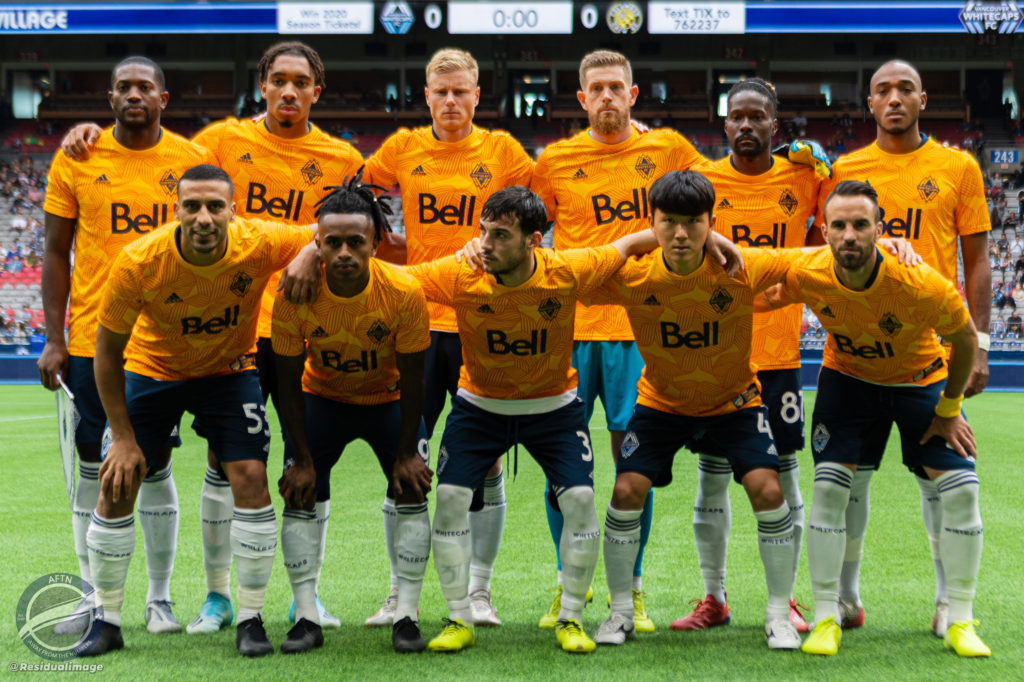 Vancouver Whitecaps v Columbus Crew – The Worst In The West Clinching Story In Pictures – AFTN
