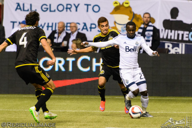 Match Preview: Vancouver Whitecaps v Columbus Crew – It's good to be the king