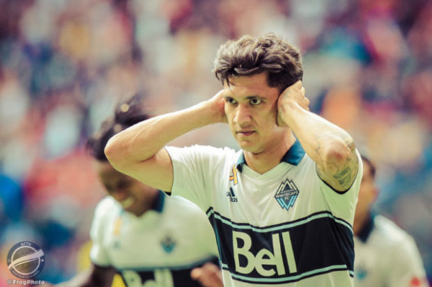 Vancouver Whitecaps v Columbus Crew – The Worst In The West Clinching Story In Pictures