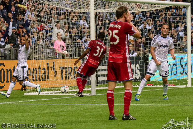 Report and Reaction: Outstanding Ousted propels Vancouver Whitecaps to win over MLS leaders