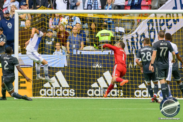 Report and Reaction: Hedges trims playoff chances for Whitecaps