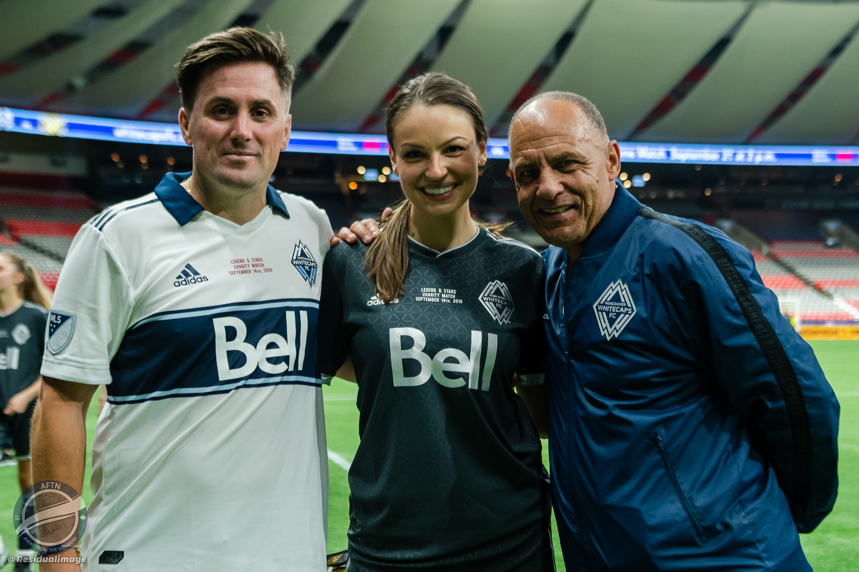 Vancouver Whitecaps v Houston Dynamo – The We're Better Than 2011 Story In Pictures – AFTN