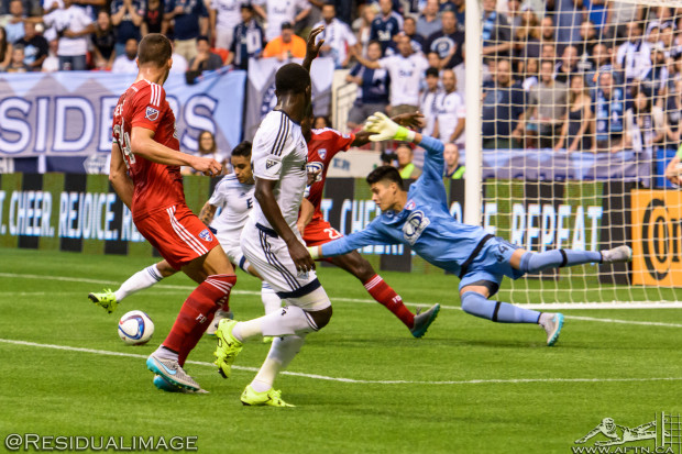 Report and Reaction: Whitecaps back to clean sheets and back on top of MLS