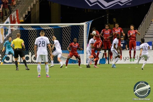 """Report and Reaction: """"Mental character"""" sees Whitecaps battle back for draw with Dallas after difficult week"""