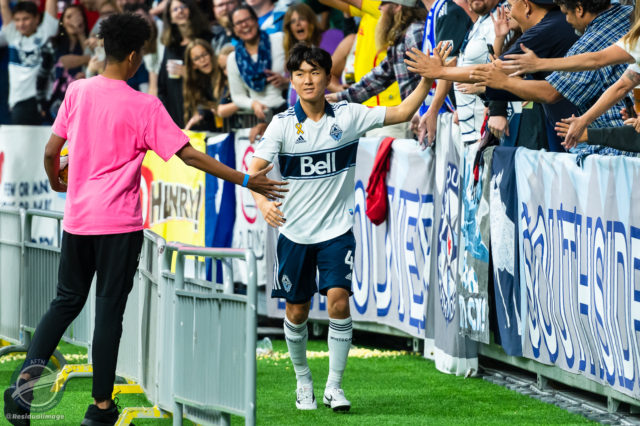 Report and Reaction: Fredy a nightmare for Dynamo at the death as Whitecaps seal late win – AFTN