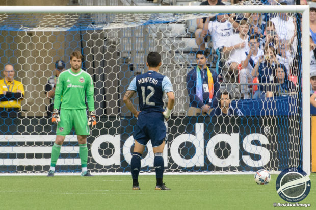 Vancouver Whitecaps v Houston Dynamo – The Story In Pictures