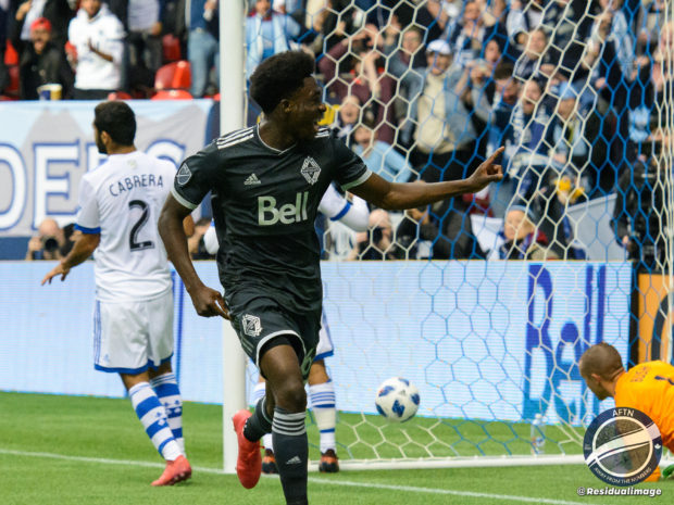 Report and Reaction: Phenom Phonzie gives Whitecaps win in nervy home opener