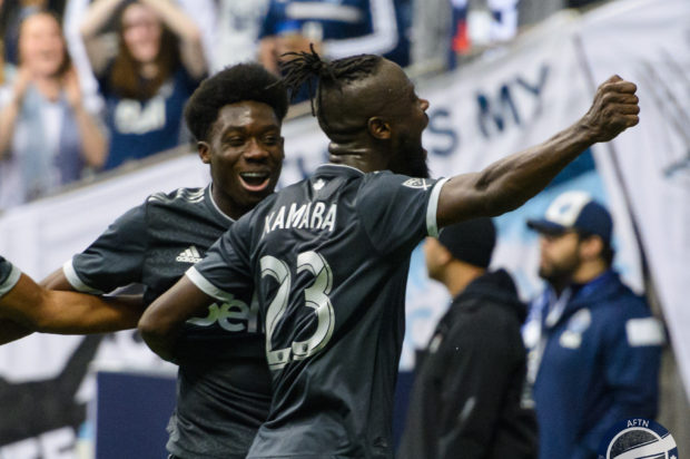 Ranking The Whitecaps – The Highs Of March