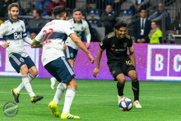 Report and Reaction: LAFC avenge first loss of season with thorough trouncing of Vancouver Whitecaps