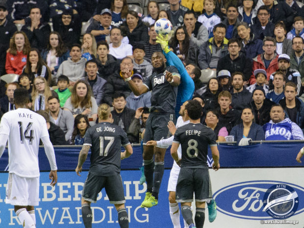 Report and Reaction: Whitecaps vanquished by Vela and LAFC