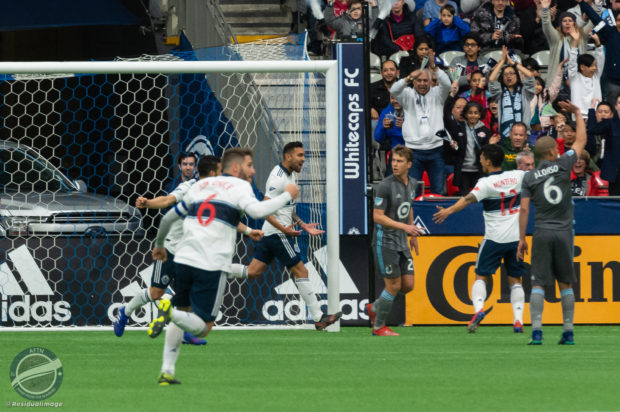 Report and Reaction: Defensive deficiencies commit Whitecaps to the Loony bin in season opener