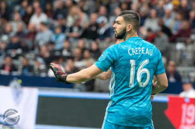 Report and Reaction: Crepeau can't save Vancouver Whitecaps from a loss in San Jose despite record breaking display