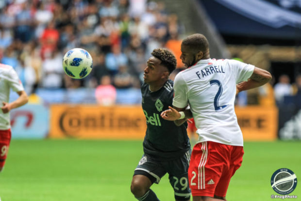 Match Preview: New England Revolution v Vancouver Whitecaps – Rock bottom? The only way is up (hopefully)
