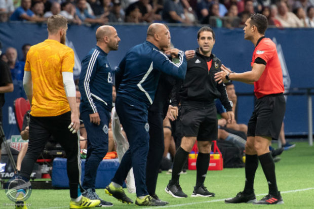 Report and Reaction: Over and out – home loss to NYCFC officially ends Vancouver Whitecaps' playoff hopes