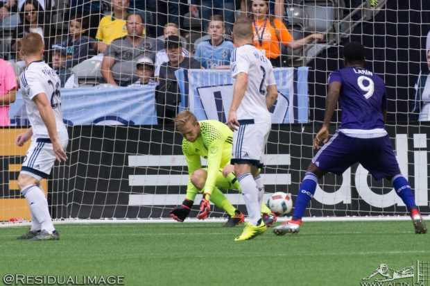 Vancouver Whitecaps v Orlando City – The Story In Pictures